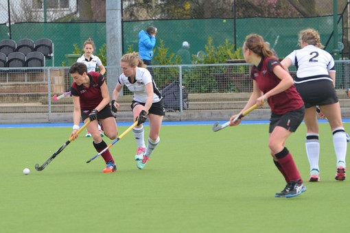 Ladies' 1s v Cheltenham 002