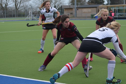 Ladies' 1s v Cheltenham 007