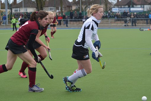 Ladies' 1s v Cheltenham 009