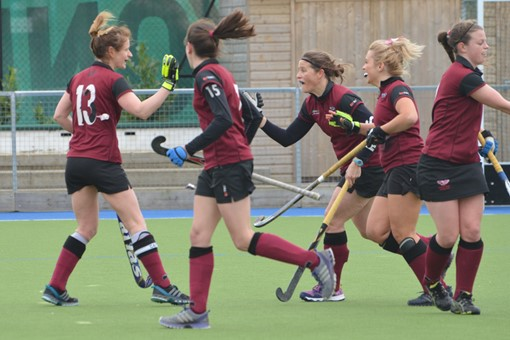 Ladies' 1s v Cheltenham 012