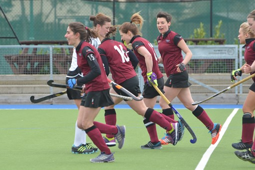 Ladies' 1s v Cheltenham 014