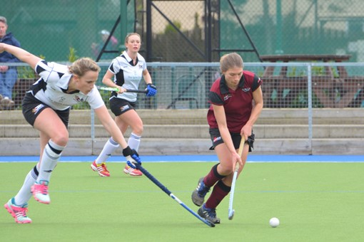 Ladies' 1s v Cheltenham 016