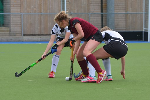Ladies' 1s v Cheltenham 017