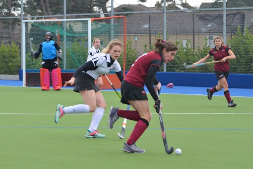 Ladies' 1s v Cheltenham 018