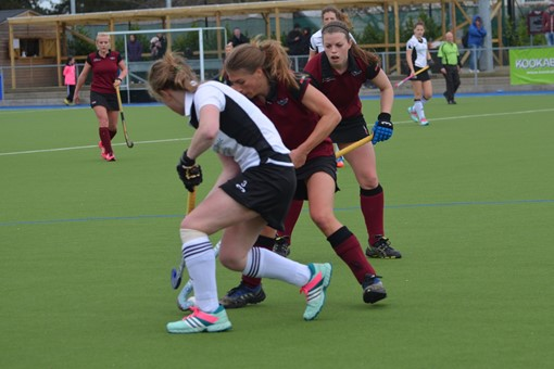 Ladies' 1s v Cheltenham 019