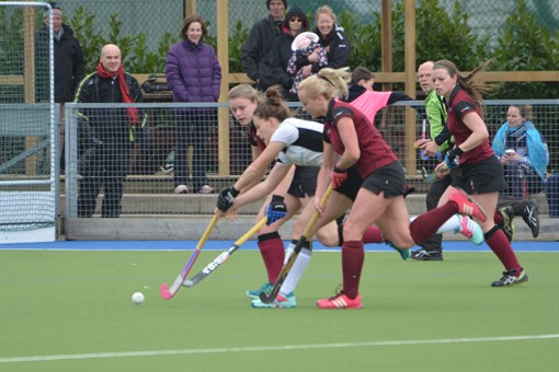 Ladies' 1s v Cheltenham 020