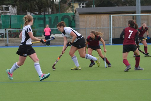 Ladies' 1s v Cheltenham 021