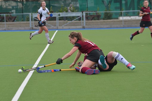 Ladies' 1s v Cheltenham 022