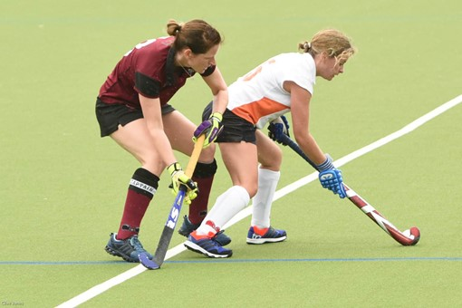 Ladies' 1s v St Albans 001