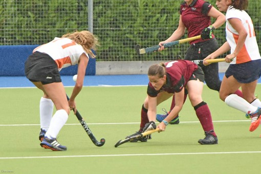 Ladies' 1s v St Albans 002