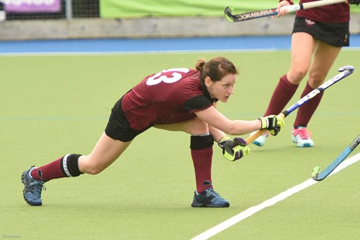 Ladies' 1s v St Albans 004