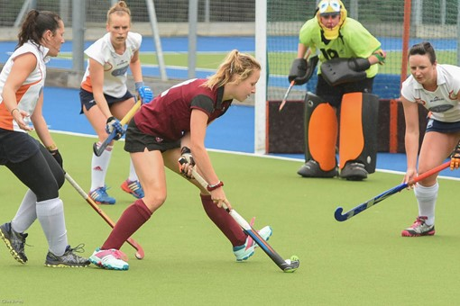 Ladies' 1s v St Albans 006