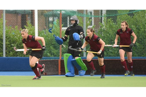Ladies' 1s v St Albans 008