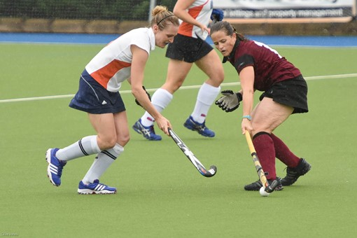 Ladies' 1s v St Albans 019