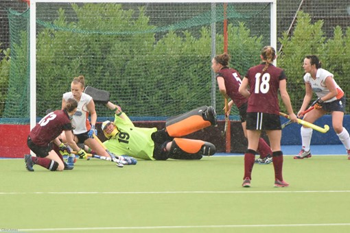 Ladies' 1s v St Albans 022