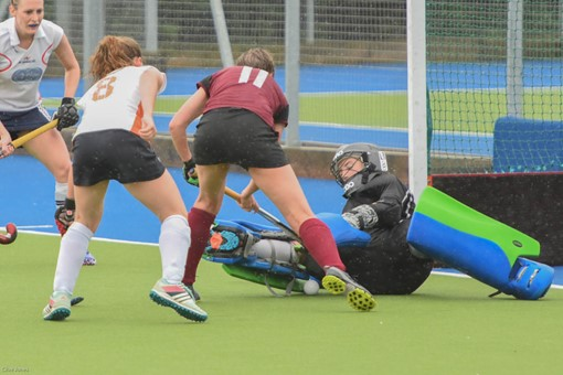 Ladies' 1s v St Albans 024