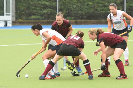 Ladies' 1s v St Albans 025