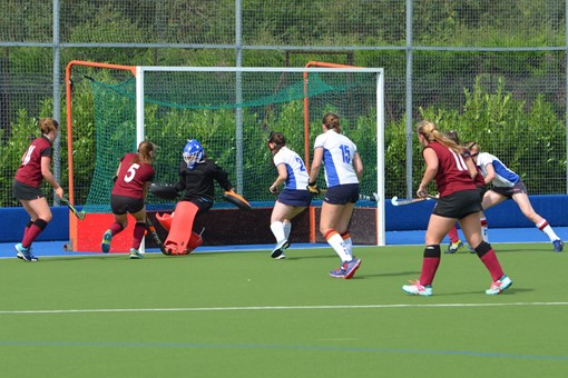 Ladies' 2s v Oxford 1s 010