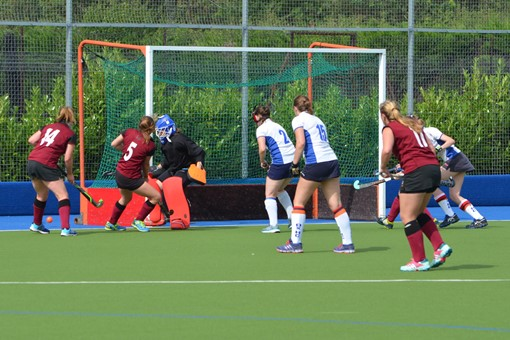 Ladies' 2s v Oxford 1s 011