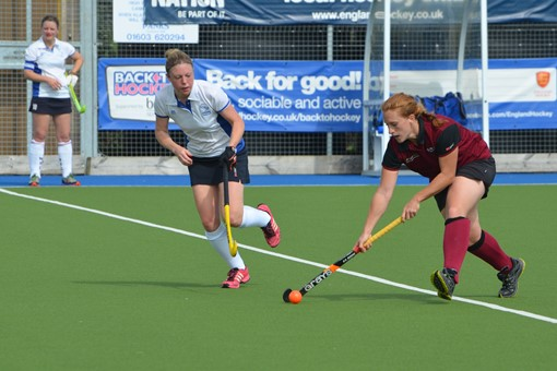 Ladies' 2s v Oxford 1s 014