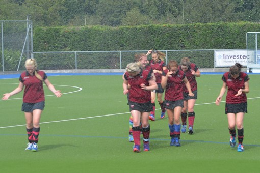 Ladies' 2s v Oxford 1s 025