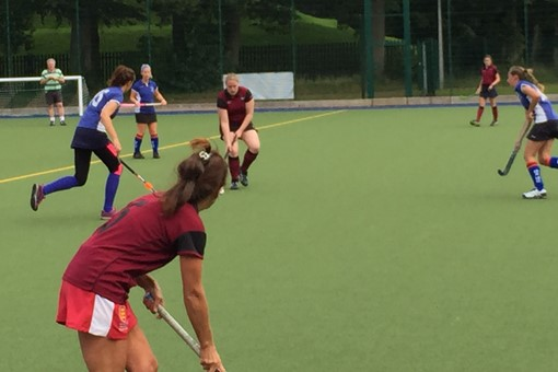 Ladies' 5s v Oxford 003