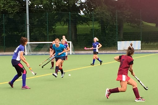 Ladies' 5s v Oxford 004