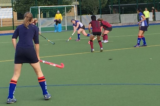 Ladies' 6s v Oxford 011