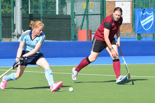 Ladies' 3s v Reading 007
