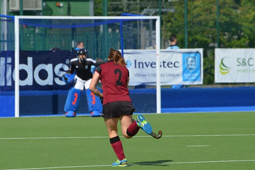 Ladies' 3s v Reading 021