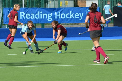 Ladies' 3s v Reading 023