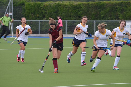Ladies' 1s v Stourport 006