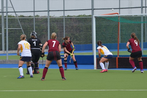 Ladies' 1s v Stourport 012