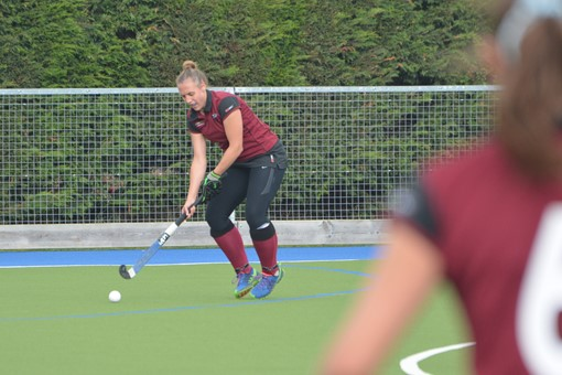 Ladies' 1s v Stourport 018