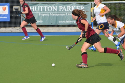 Ladies' 1s v Stourport 020