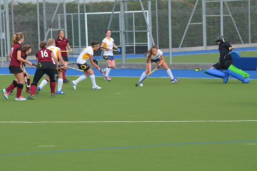 Ladies' 1s v Stourport 021