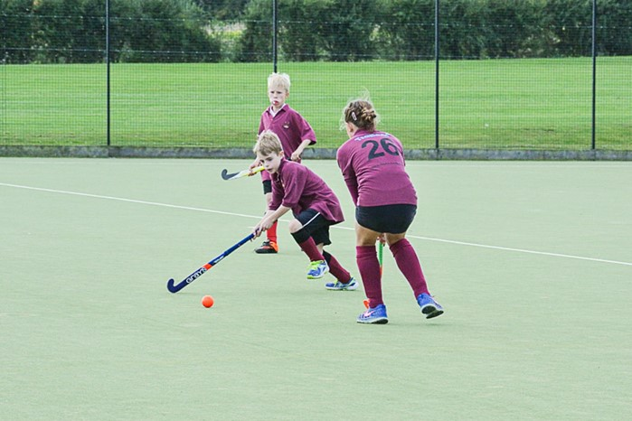 U10s at Cokethorpe Sep 2015 002