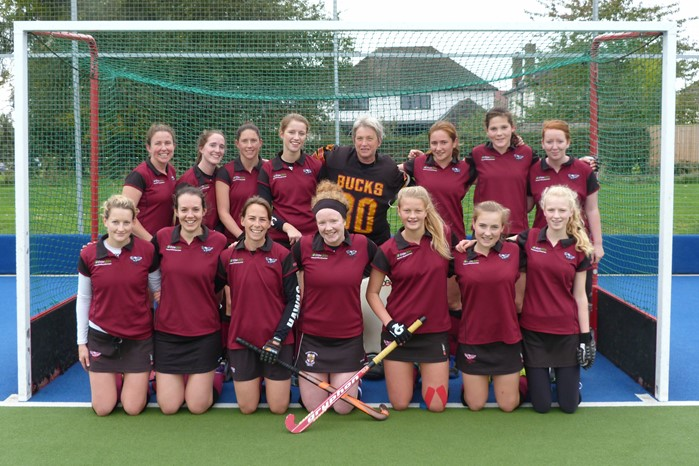 Ladies' 3s October 2015 001