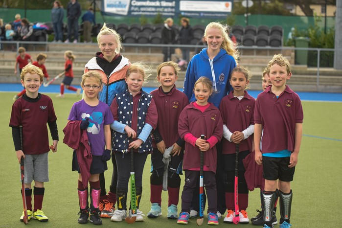 U8s at Junior Festival 001