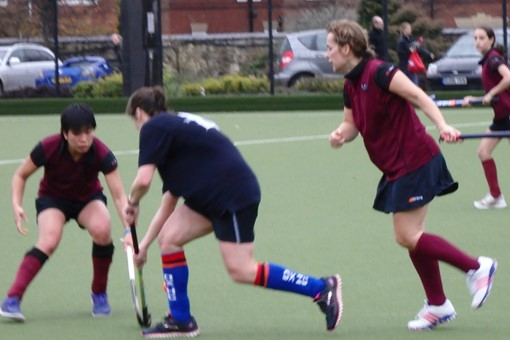 Ladies' 6s v Oxford 001
