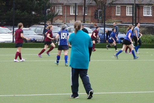 Ladies' 6s v Oxford 002