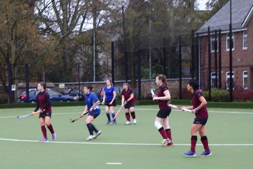 Ladies' 6s v Oxford 004