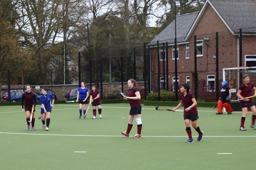 Ladies' 6s v Oxford 005