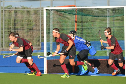 Men's 2s v Purley Walcountians 018