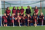 U14 Girls B team February 2016 001