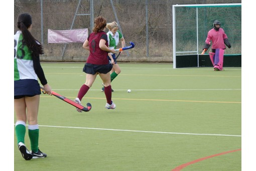 Ladies' 6s v Wallingford 001