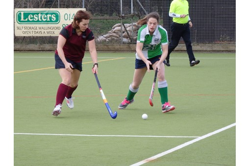 Ladies' 6s v Wallingford 002