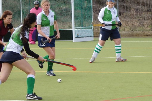 Ladies' 6s v Wallingford 006