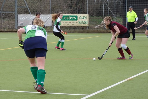 Ladies' 6s v Wallingford 016