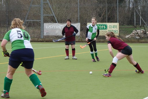 Ladies' 6s v Wallingford 017